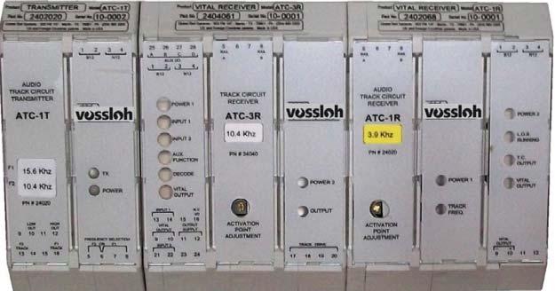 atc track circuit models